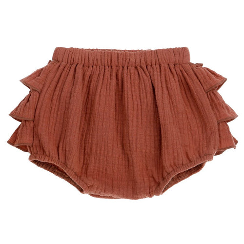 Ruffle Bloomers | Dusty {LAST ONE Size 000}