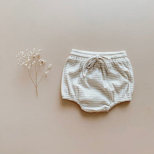 Shorties | Fawn Stripe