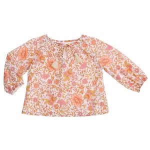 Blouse | Floral {LAST ONE Size 4}