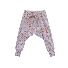 Load image into Gallery viewer, Jersey Harem Pants | Posey Floral {LAST ONES Size 0000 & 1}