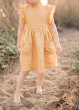 Load image into Gallery viewer, Dress | Golden Linen