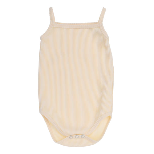 Ribbed Singlet Suit | Sunshine. Bonnie & Harlo Australian stockist. Afterpay