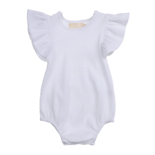 Ribbed Bubble Suit | Coconut. Bonnie & Harlo Australian stockist. Afterpay