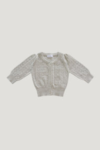 Ellie Cardigan | Oatmeal