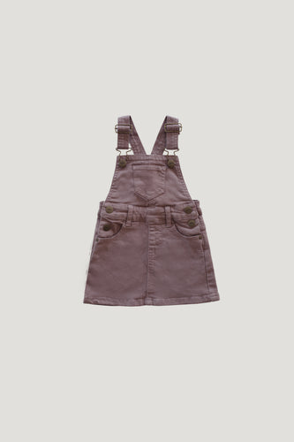 Chloe Overall Dress | Periwinkle