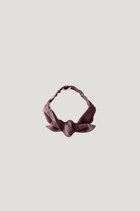 Muslin Headband | Rose Taupe