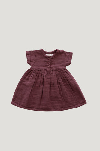 Tee Dress | Berry Sorbet