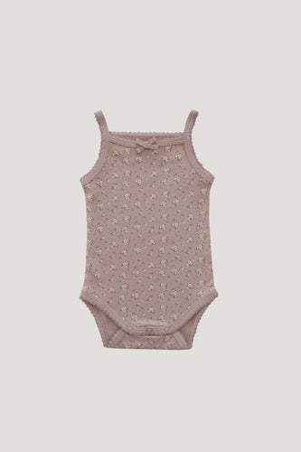 Singlet Bodysuit | Bloom Lulu Floral