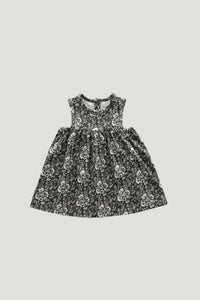 Sleeveless Dress | Emme Floral {LAST ONE Size 0-3m}