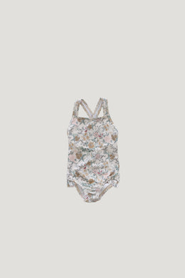 Everly Swimsuit | Wild Floral