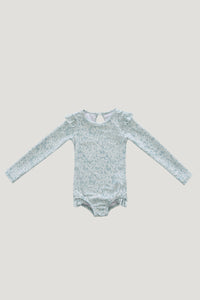 Lily Swimsuit | Blooms {LAST TWO | Size 6-12m}