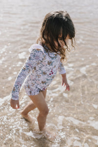 Lilly Swimsuit | Wild Floral