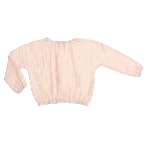 Pullover Blouse | Cream