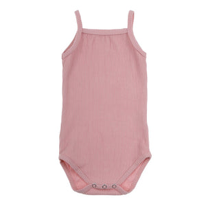 Singlet Suit | New Pink {LAST ONE Size 000}