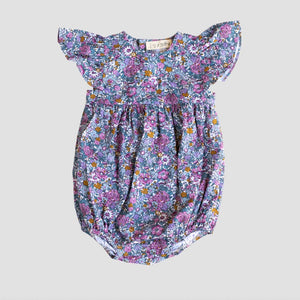 Willow Romper | Floral