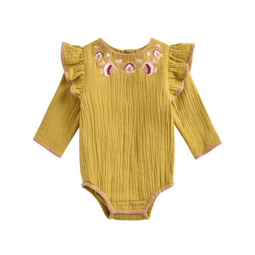 Azu Bodysuit | Honey