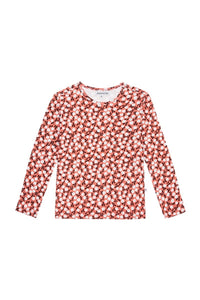 Long Sleeve T-shirt | Floral