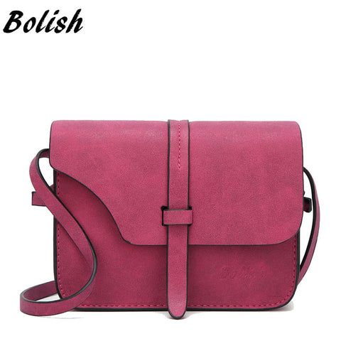 Women's Unique Cut-Out Crossbody Handbag