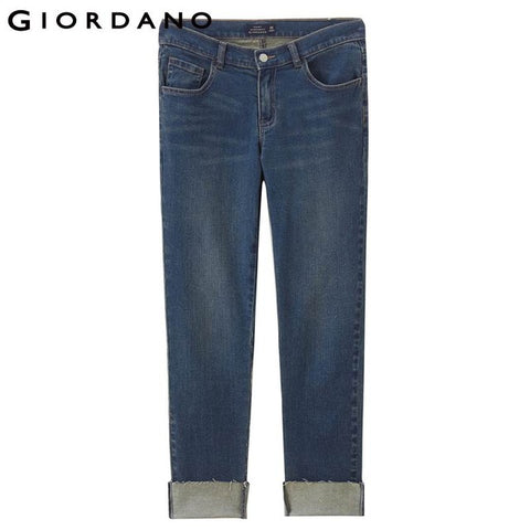 Giordano Women Straight Jeans