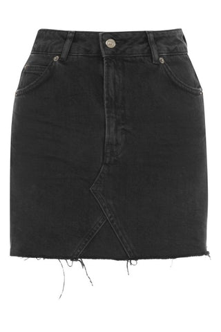 2018 Denim Mini Skirt