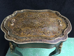 French Napoleon III Large Wood Jardinière -  New York - French Antiques www.Decoparis.com