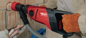 Compact and light diamond drilling machine - Hilti DD 110-D