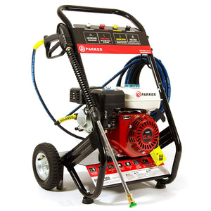 Petrol Pressure Jet Washer - 6.5HP Engine - 2900 PSI PARKER