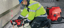 Powerful SDS Plus combihammer with Active Vibration Reduction - Hilti TE 30-AVR