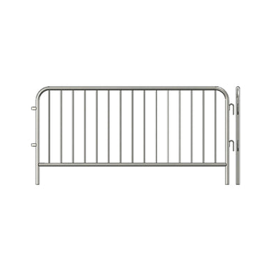 Bar Barrier 2.3m Pre-Galvanised
