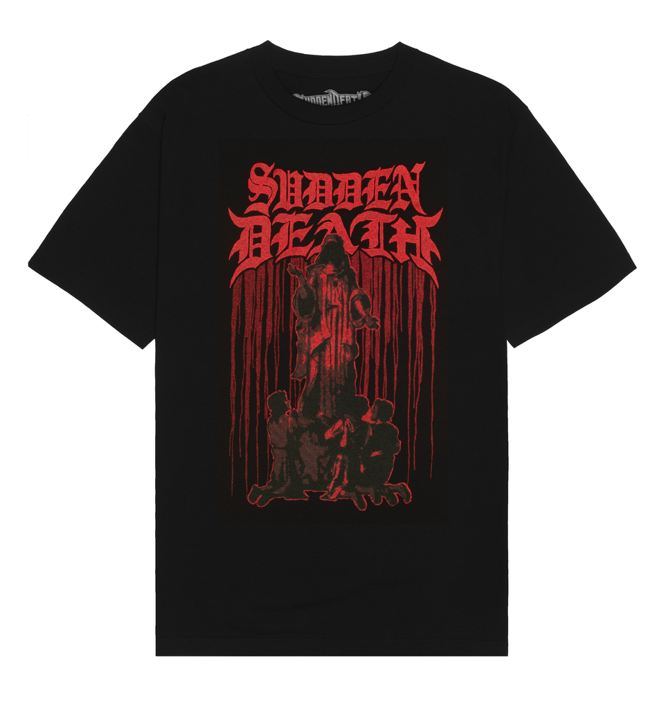 "SVDDEN DEATH ""CULT"" T-Shirt Black"