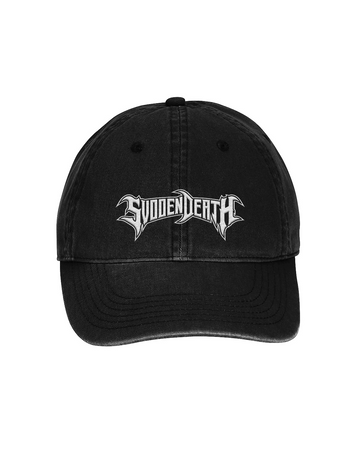 SVDDEN DEATH Dad Hat - Black