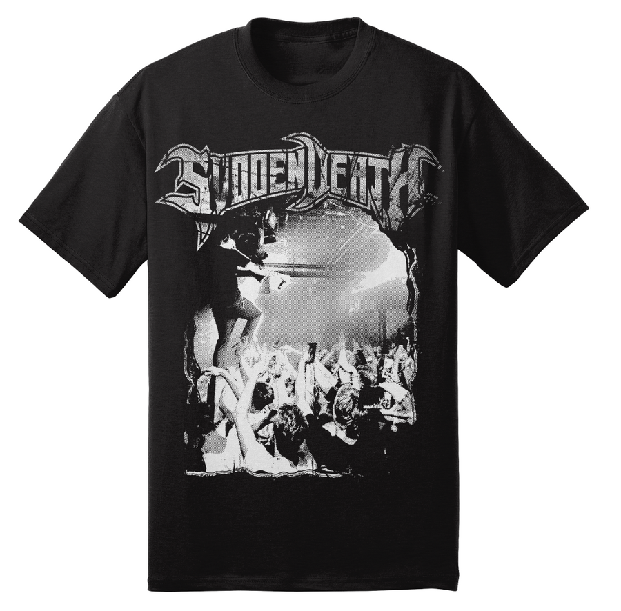 SVDDEN DEATH | MOSH - T-Shirt - Black