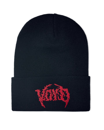 VOYD Beanie Black/Red