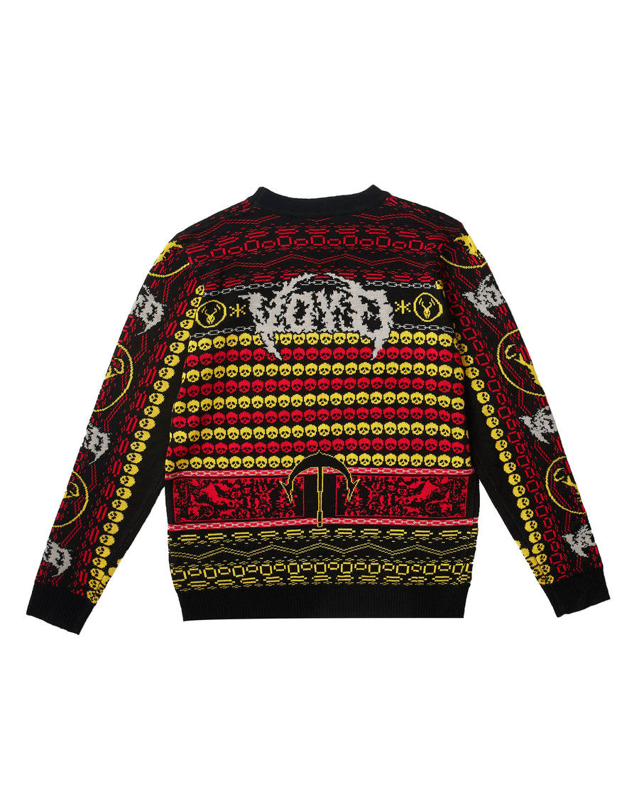 VOYD UGLY HOLIDAY SWEATER