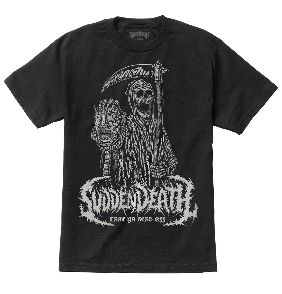 SVDDEN DEATH | TYHO - T-Shirt - Black
