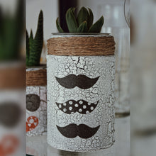 Load image into Gallery viewer, Moustache Season Jar