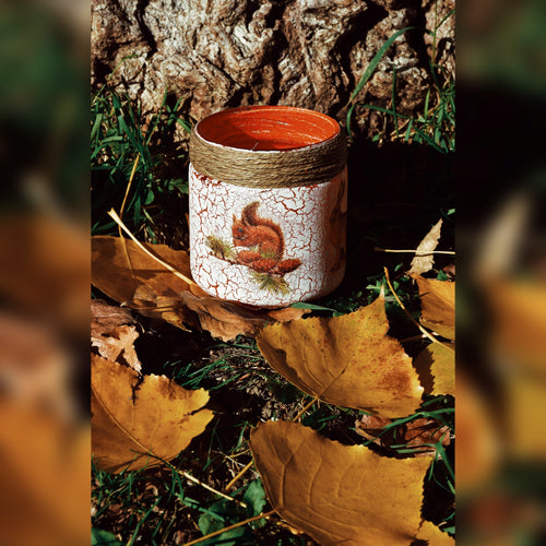 Autumn Colours Collection Candle Holder