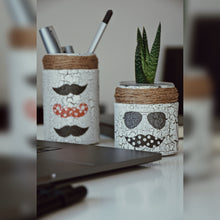 Load image into Gallery viewer, Not Basic Stache Jar