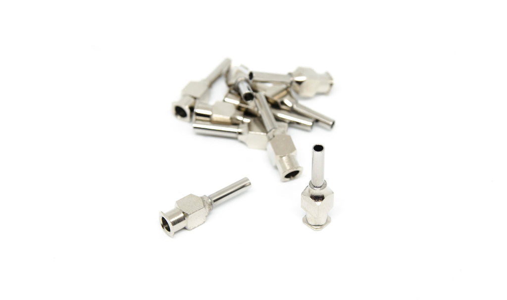 9 GAUGE METAL PRECISION DISPENSE TIP