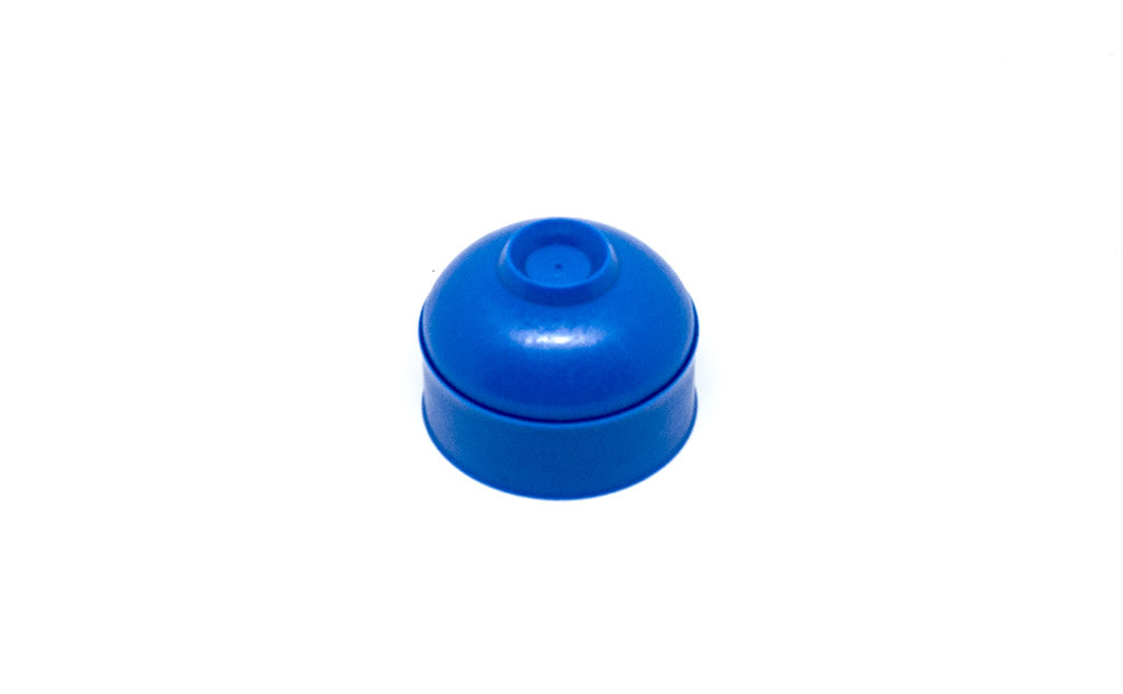 Standard LDPE Blue Plunger front