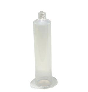 Corps de seringue transparent taille 30cc vertical