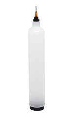 12oz size natural cartridge HDPE standing