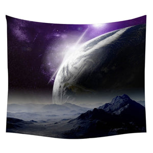Galaxy Starry Sky Tapestry Room Wall Hanging