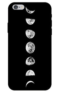 Moon Phases iPhone Case
