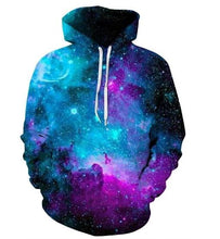 Load image into Gallery viewer, Space Galaxy Hoodies