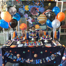 Load image into Gallery viewer, Outer Space Galaxy Party Decorations