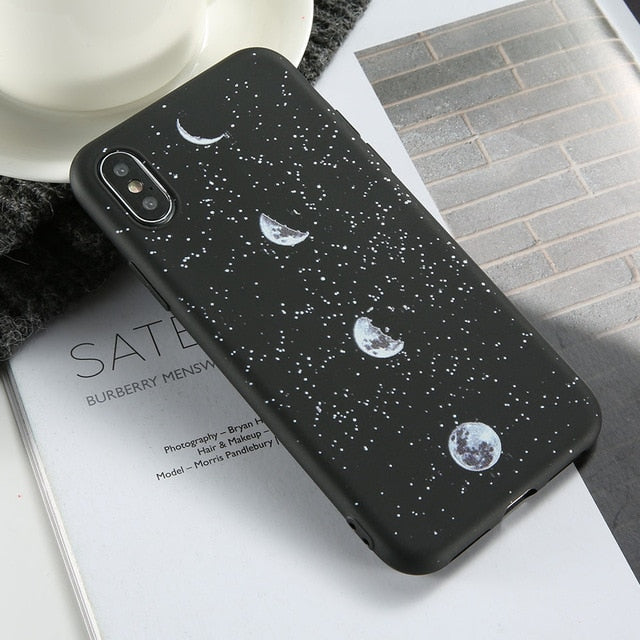 Samsung Moon Phases Case