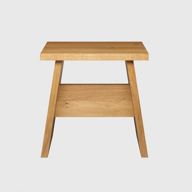 Langley Stool Side Table