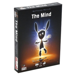 The Mind Card Game Party Puzzle Board Game Team Experience Interactive Game