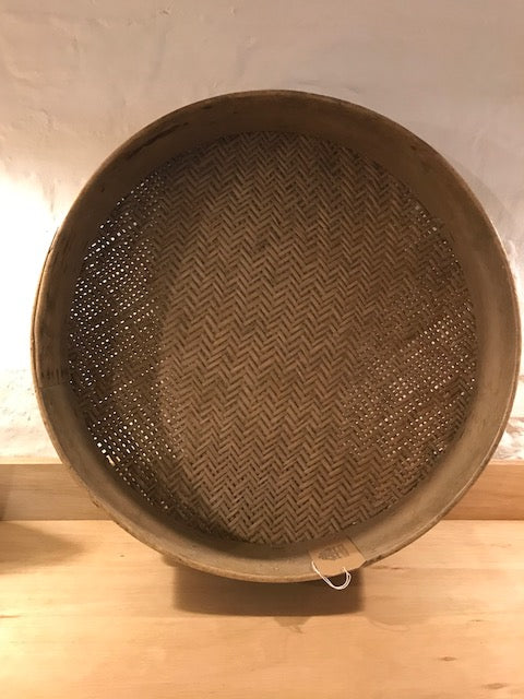 Antique Seed Sifter